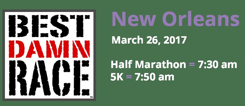Best Damn Race - New Orleans