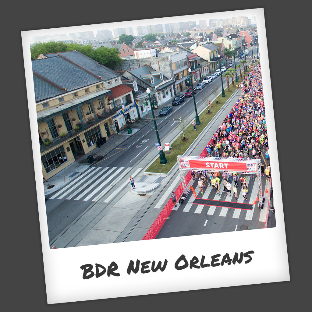 Best Damn Race - New Orleans 2018