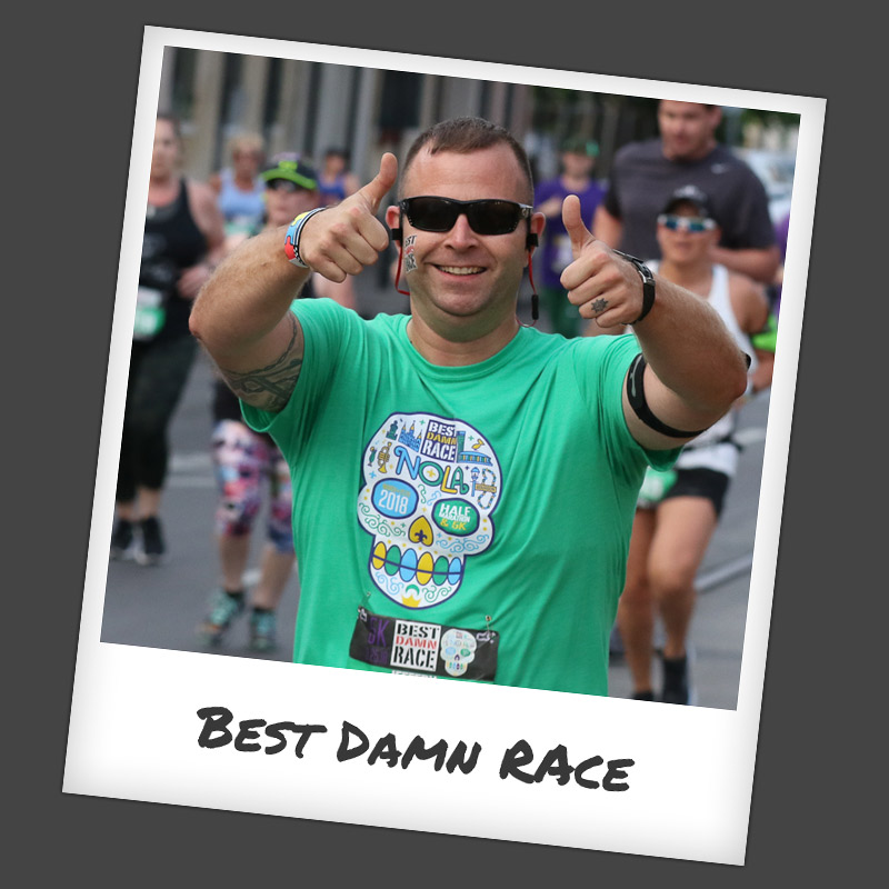 Best Damn Race - New Orleans 2019